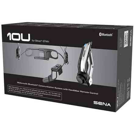 Intercom Bluetooth Sena Shoei Gt-Aircom. Sena
