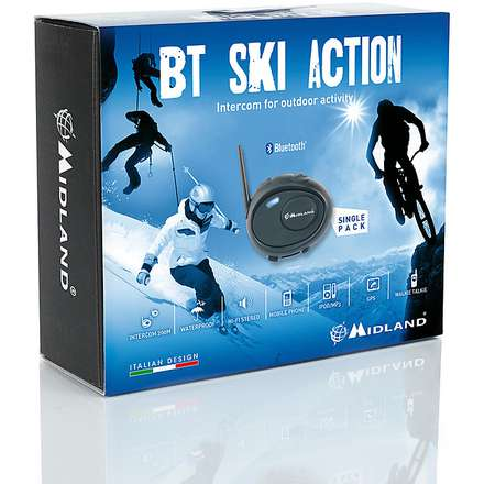 Interfono Bt ski action  Midland