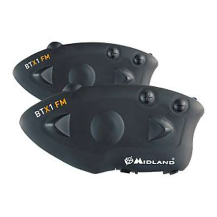 Interfono Btx1 FM twin Midland