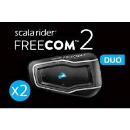 Interfono Freecom 2 doppio Cardo