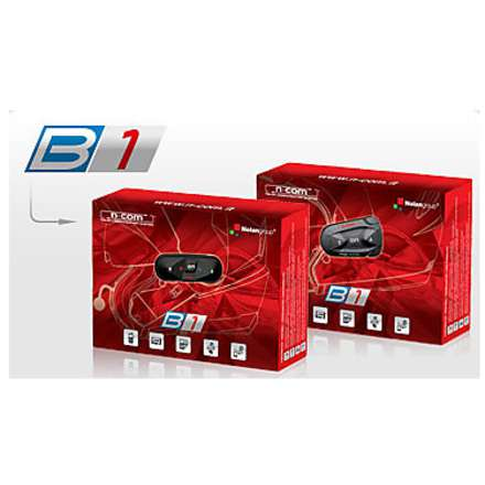 Interphone B1 twin pack N-com nolan comunication system
