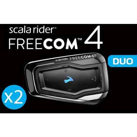 Interphone Freecom 4 double Cardo