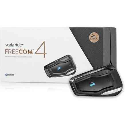 Interphone Freecom 4 SINGLE Cardo