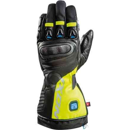 It-Aso Gloves Black / Yellow Ixon