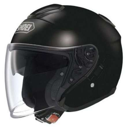 J-Cruise Black Helmet Shoei