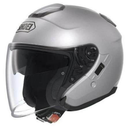 J-Cruise  Light Silver Helmet Shoei