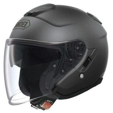 J-Cruise Matt Deep Grey Helmet Shoei