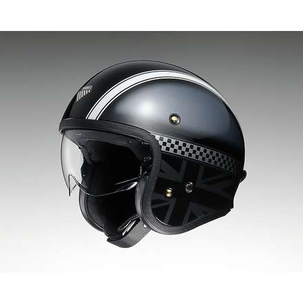 J-O Hawker TC-5 Helmet Shoei