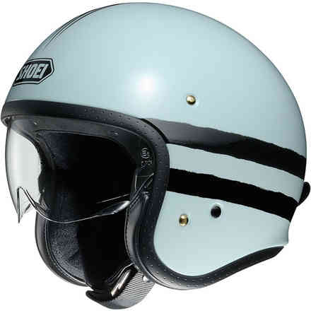 J-O Sequel Tc-10 Helmet Shoei
