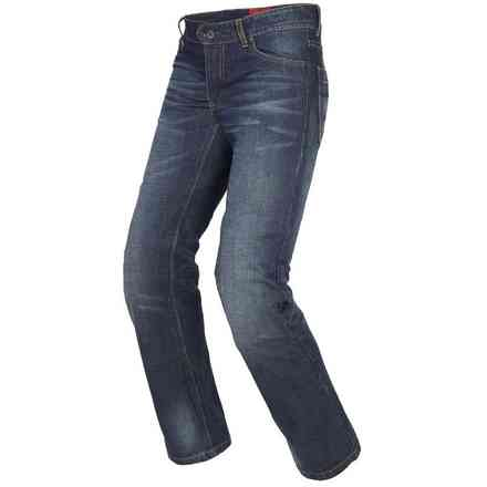 J-Strong Blue Dark Pants Spidi