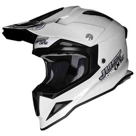 J12 Stamp Helm Weiß Just1