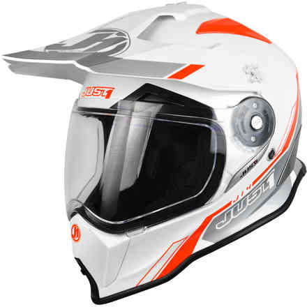 J14 Line White Helm Just1