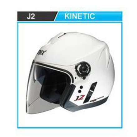 J2 Kinetic Helmet Grex