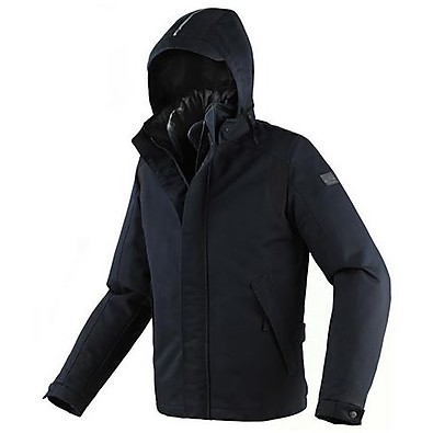 Jacke Combat Field H2Out blau Spidi
