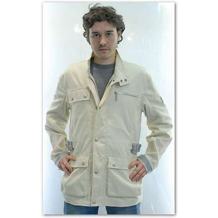 Jacke  Cotone Basic Man Suomy