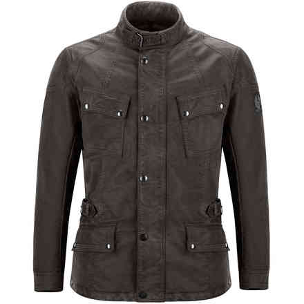 Jacke Crosby Air Burnished Brown Belstaff