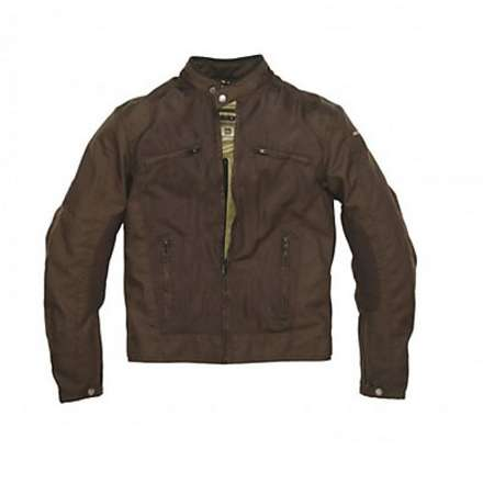 Jacke District Braun Helstons