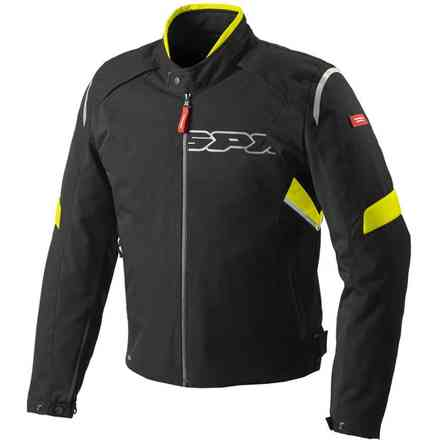Jacke Flash H2out gelb Fluo Spidi
