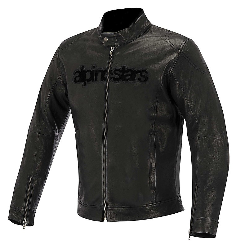 Jacke Huntsman Black Shadow Schwarz Alpinestars