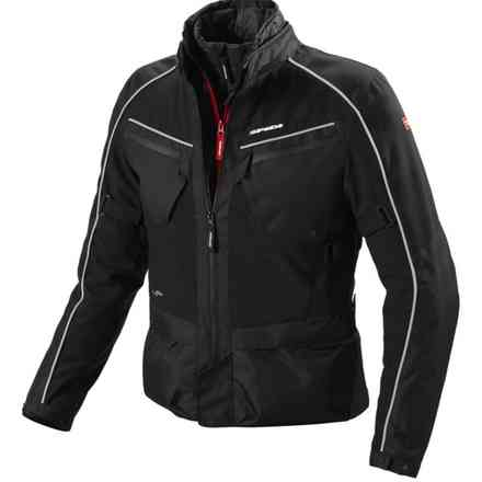 Jacke Intercruiser h2Out schwarz grau Spidi