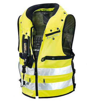 Jacke Neck Dps Vest Spidi