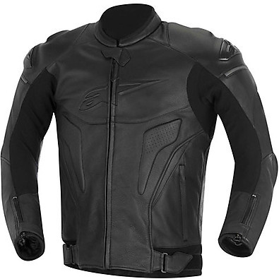 Jacke Phantom Black Shadow Schwarz Alpinestars