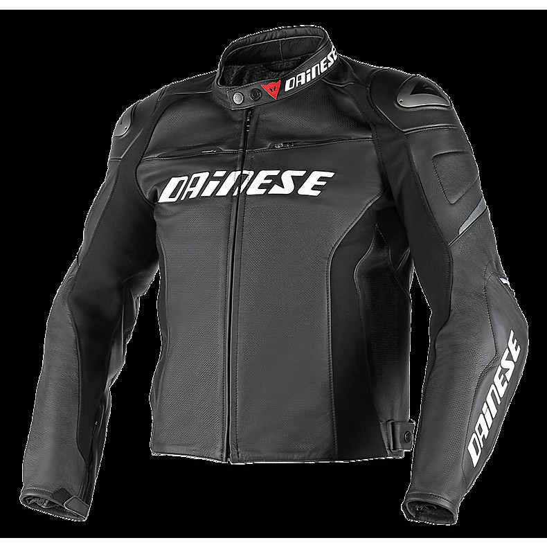 Jacke Racing D1 perforiert Dainese