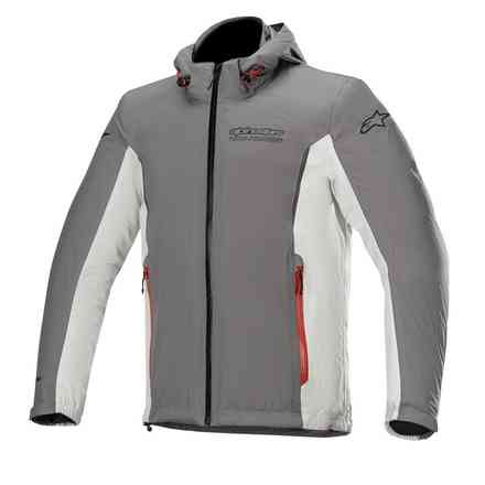 Jacke Sportown Drystar Air Dark Grau Light Alpinestars