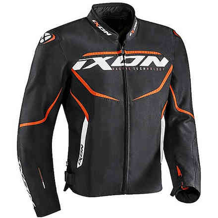 Jacke Sprinter Schwarz Orange Ixon