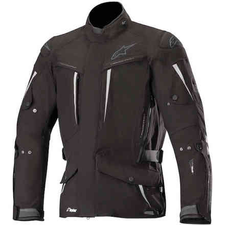 Jacke Yaguara Drystar Tech-Air Comp Schwarz Anthrazit Alpinestars