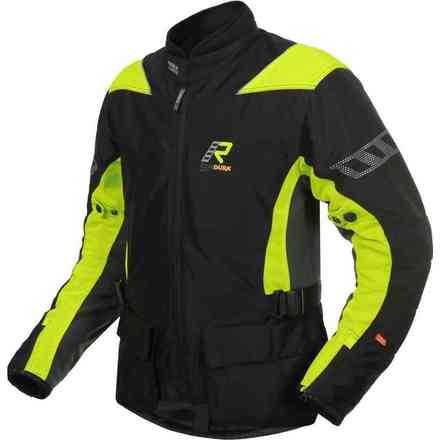 Jacket Airventur Black Yellow RUKKA
