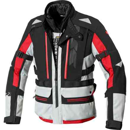 Jacket Allroad Ice Red Spidi