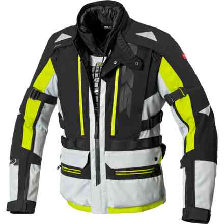 Jacket Allroad Yellow Fluo Spidi