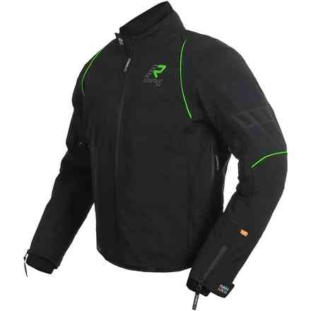 Jacket Armarone Black Green RUKKA