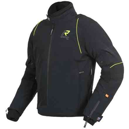 Jacket Armarone Black Yellow RUKKA