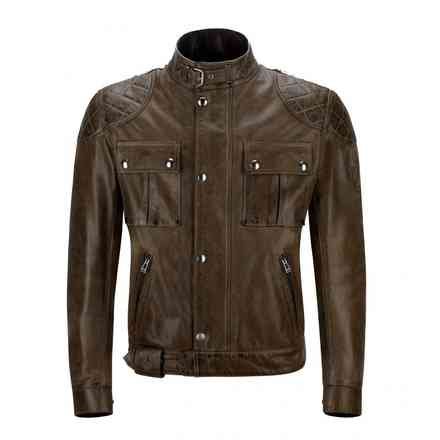 Jacket Brooklands BlackBrown Belstaff