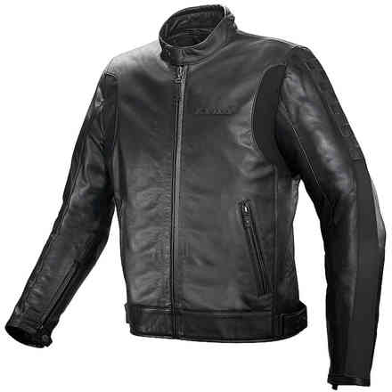 Jacket C-Flag Leather Spidi