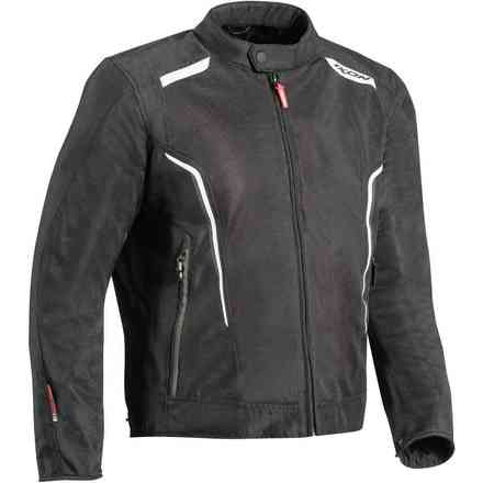 Jacket Cool Air C Black White Ixon