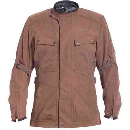 Jacket Doman Woman Brown Axo