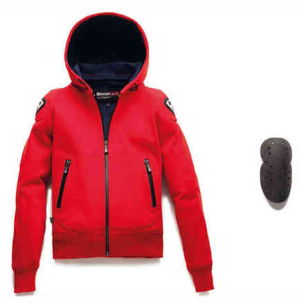 Jacket Easy Woman 1.1 Red Blauer