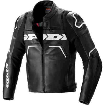 Jacket Evorider 2 Black White Spidi