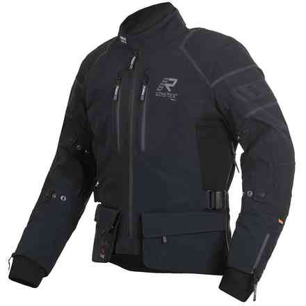 Jacket Exegal Black RUKKA
