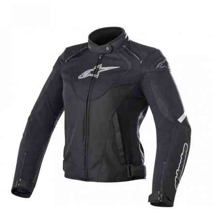 Jacket  frau T-Jaws Waterproof 2017 Schwarz Alpinestars