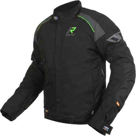 Jacket Herm Black Green RUKKA
