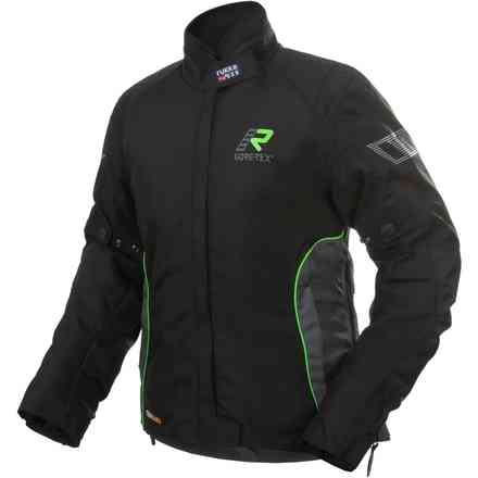 Jacket Hermia Black Green RUKKA