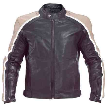 Jacket Joey Woman Black/Beige Axo