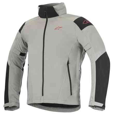 Jacket Lance  3L Waterproof 2017 grau Alpinestars