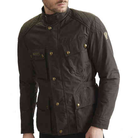 Jacket Mcgee Dark Brown Belstaff