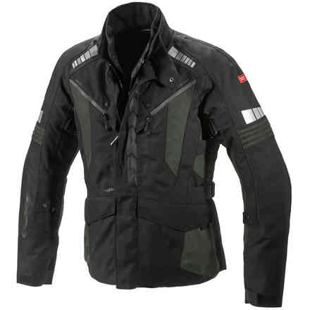 Jacket Outlander Greenfinch Black Spidi