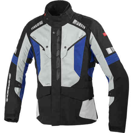 Jacket Outlander Ice Blue Spidi